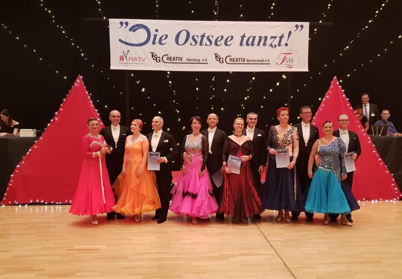 """30.08.2019 """"Die Ostsee tanzt"""""""